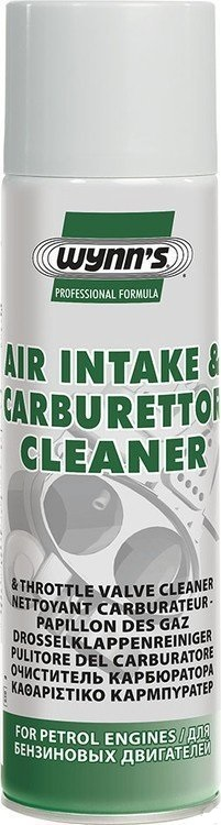 Очиститель Air Intake & Carburettor Cleaner 500мл.